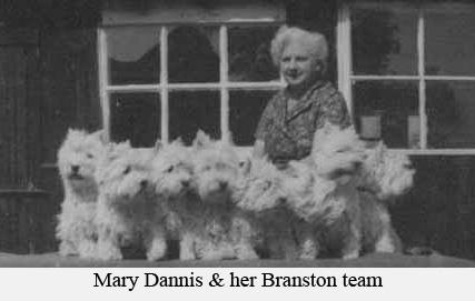 Мэри Деннис и ее команда из Бранстона